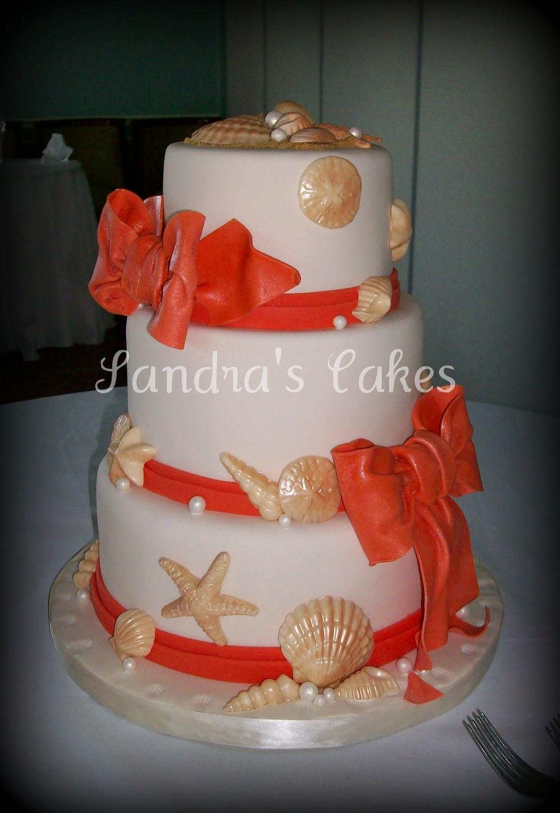 Dinnissa\'s blog: beach wedding centerpiece
