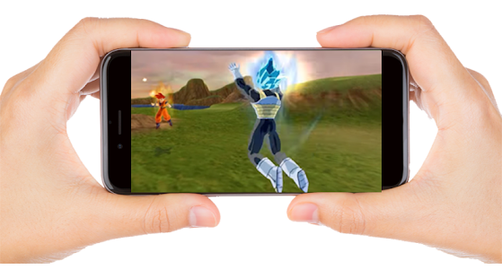 Game Goku Ultimate Budokai xenovers APK for Windows Phone