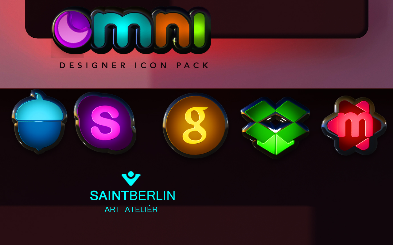 Omni Icon Pack Screenshot 7