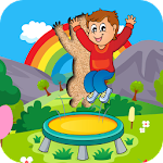 Toddler Fun Puzzle Match Game Icon