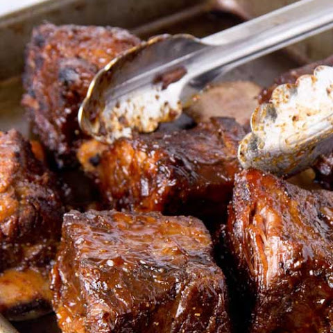 Slow Cooker BBQ Short Ribs