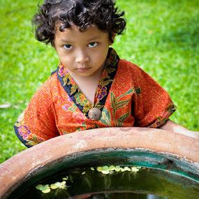 by Pandu Sinatriyo - Babies & Children Children Candids