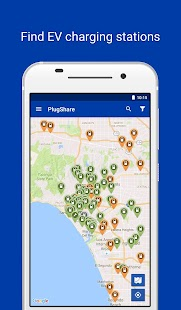 PlugShare: EV & Tesla Charging Station Map for pc