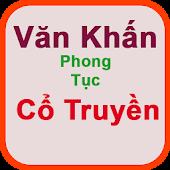 App Van Khan co truyen -Phong thuy APK for Windows Phone