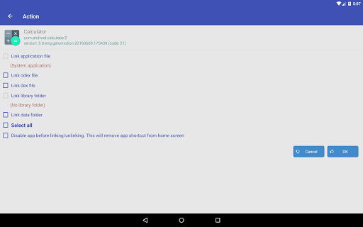 App2SD: All in One Tool [ROOT] screenshot 13