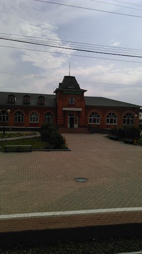 Железнодорожный вокзал Потьме