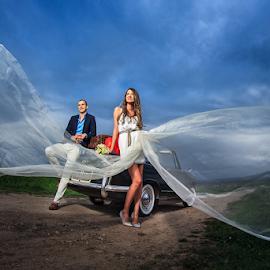 wedding by Dejan Nikolic Fotograf Krusevac - Wedding Bride & Groom ( vencanje, jagodina, paracin, krusevac, wedding, cacak, svadba, kragujevac, fotograf )