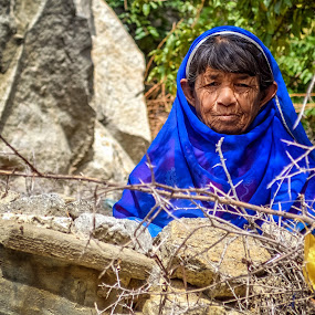 The Ancient one by Fateen Younis - People Street & Candids ( hunza baltit fateen old woman pakistan,  )