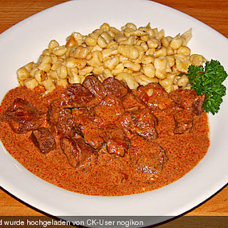Spaetzle Beef Recipes