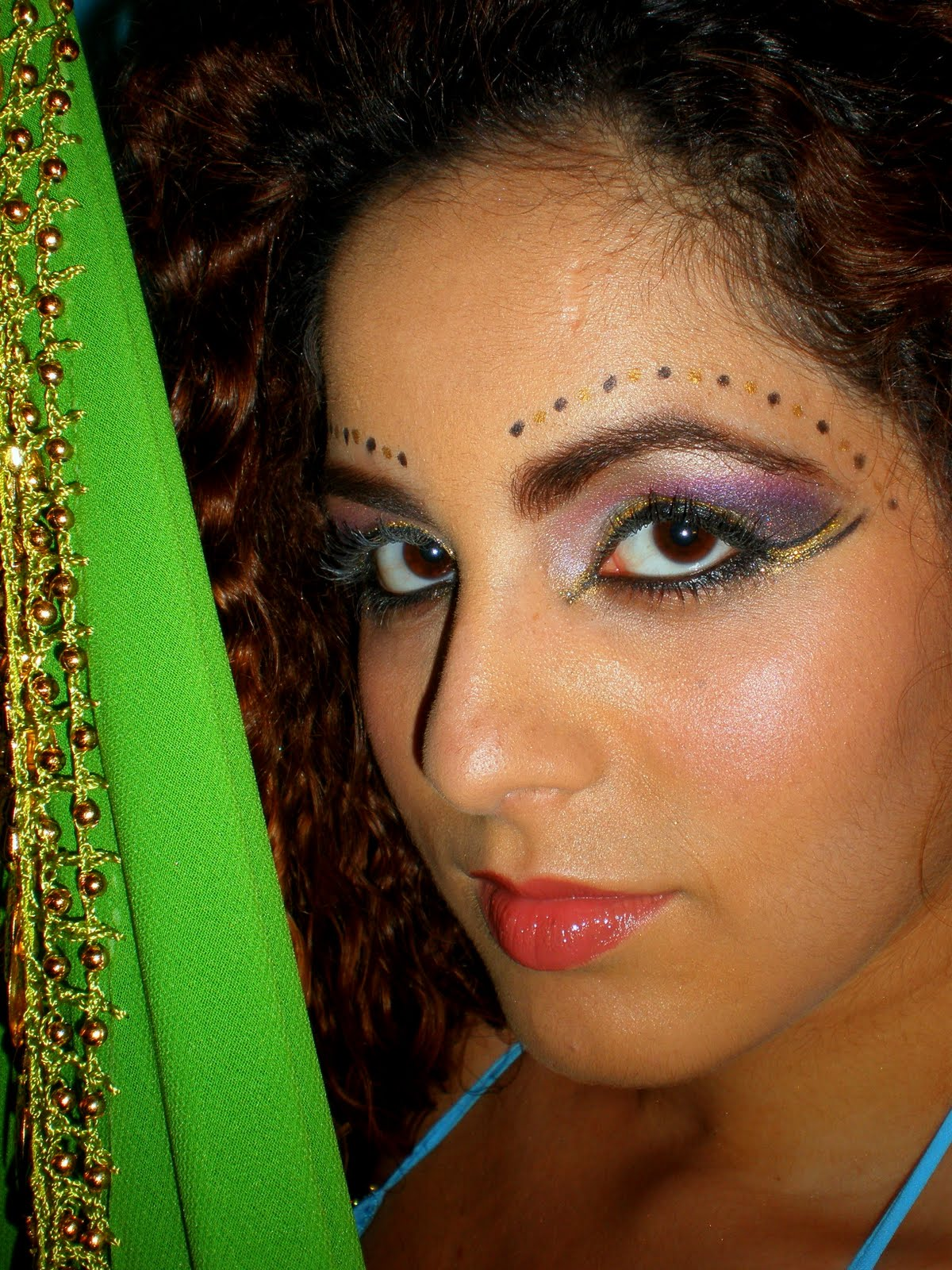 More Arabic Makeup