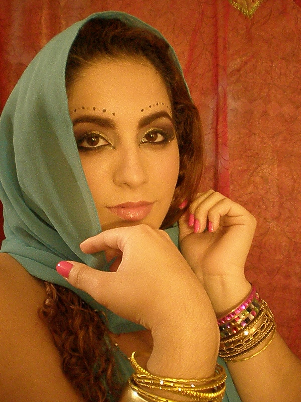 arabic makeup eyes