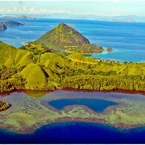Labuan Bajo, Near Komodo Island by Josef Farianto - Landscapes Waterscapes ( labuan bajo, komodo )