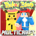 Game MultiCraft Go: Pixelmon island APK for Windows Phone