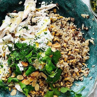 Fragrant Poached Chicken And Spiced Rice