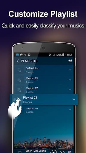 Music Player + screenshot 4