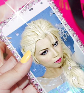 Elsa Makeup - screenshot