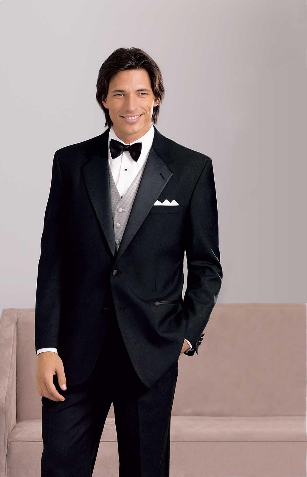 formal attire for men
