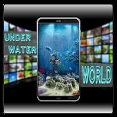 Download Underwater World Wallpaper APK to PC