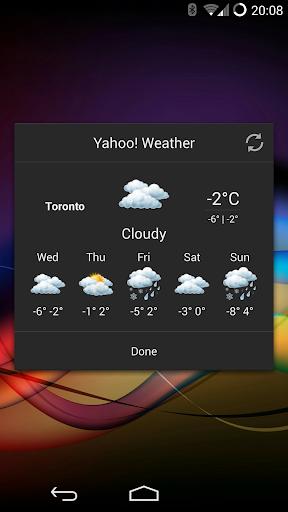 Chronus: Vista Weather Icons screenshot 2