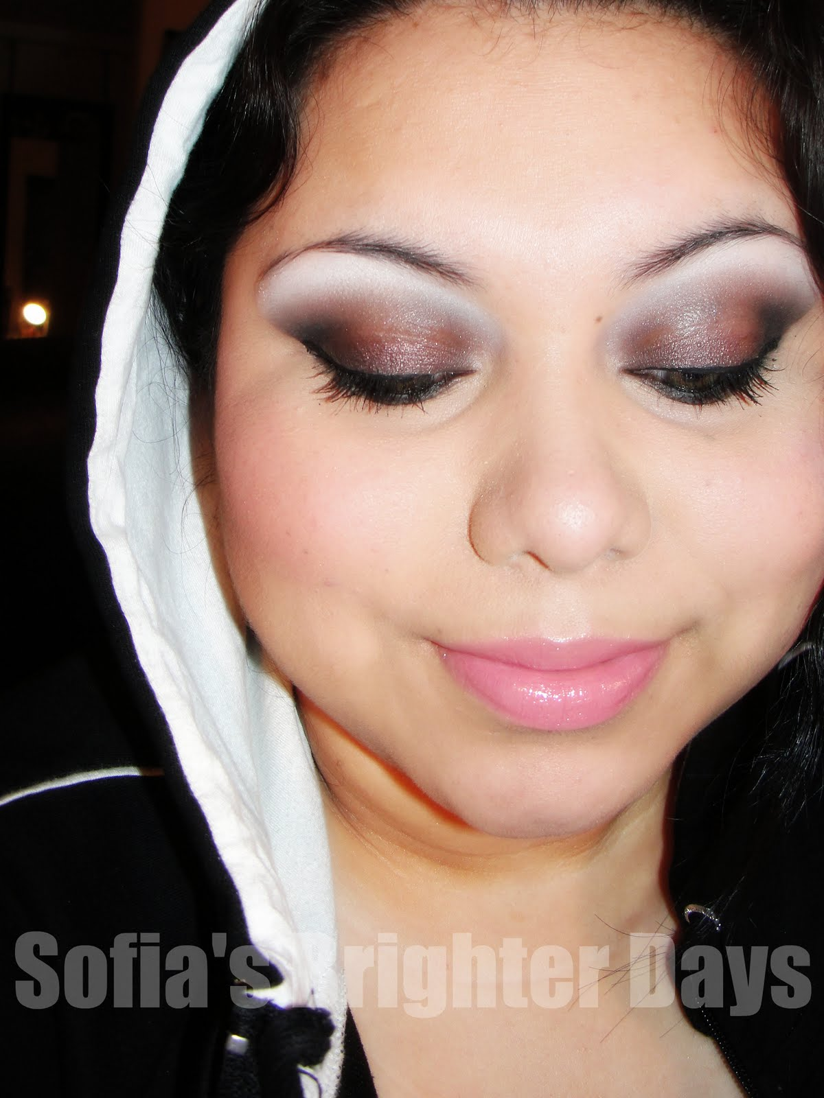 arab wedding eye make up