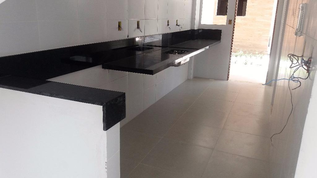 Casa residencial à venda, Poço, Cabedelo - CA1331.