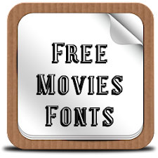 Free Movies Fonts
