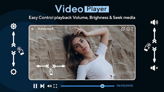 SX HD Video Player - Media Player All Format 2020