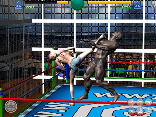 World Wrestling Revolution War screenshot 9