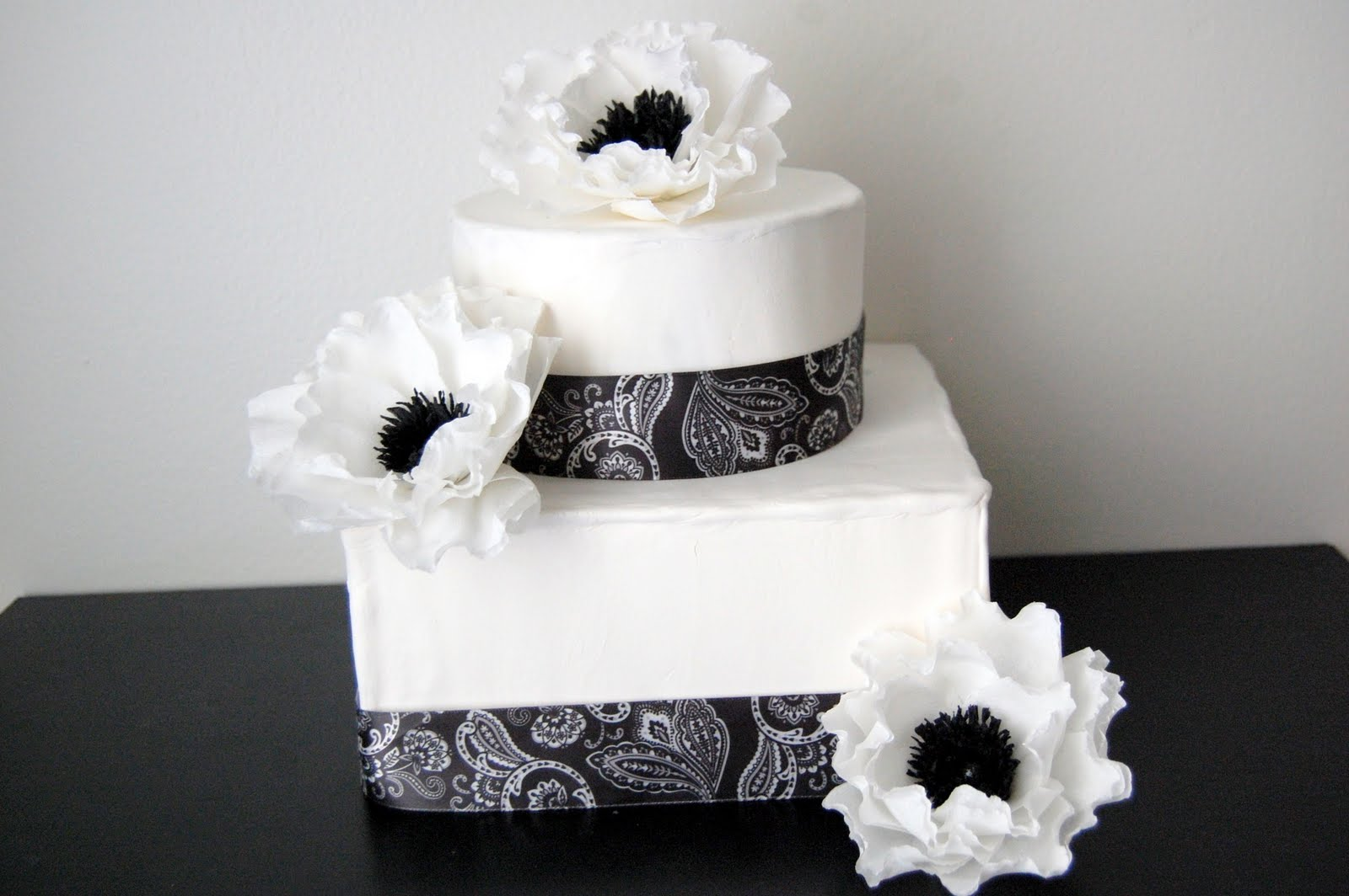 flower for wedding cakes