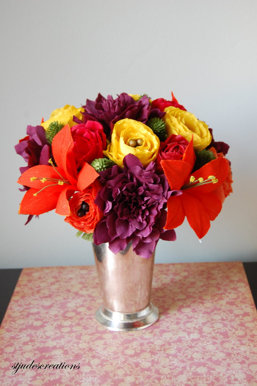 fall wedding flowers!