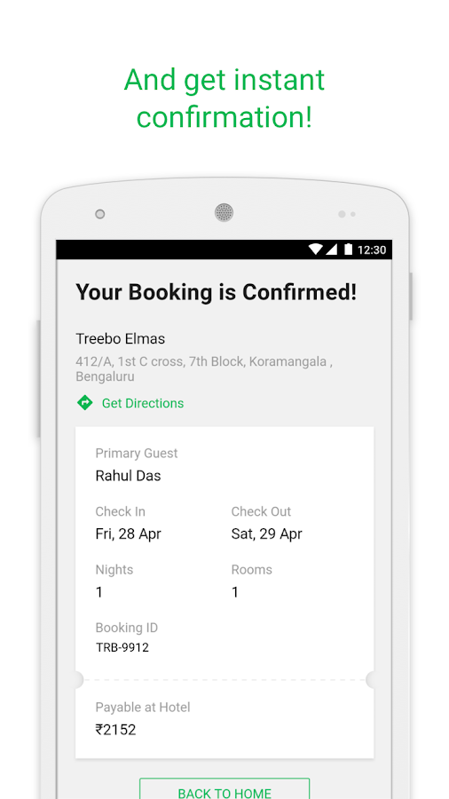 Treebo – Hotel Booking App Screenshot 5
