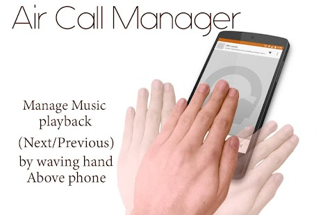AIR CALL MANAGER- screenshot thumbnail