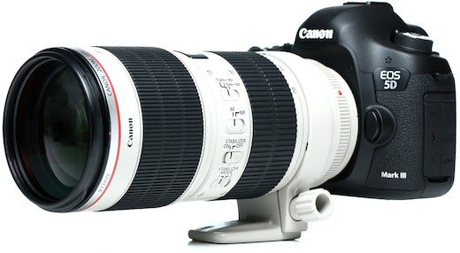 canon 70-200 L IS USM II occasion belgique