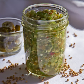 Green Chile Tomatillo Salsa