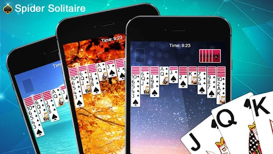 Free Spider Solitaire APK for Windows 8