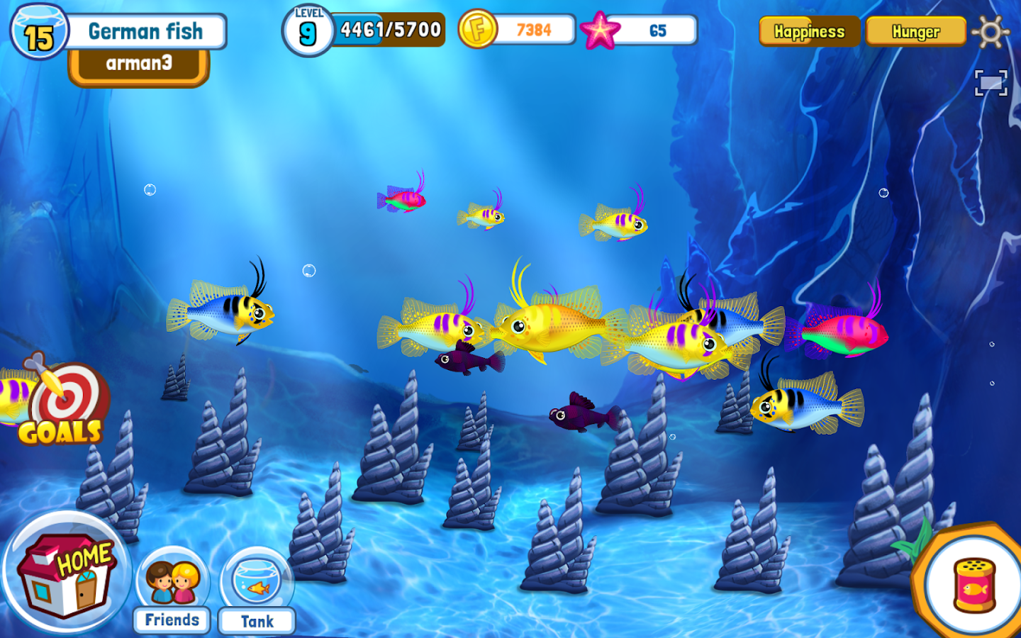 Fish Adventure Seasons Screenshot 18