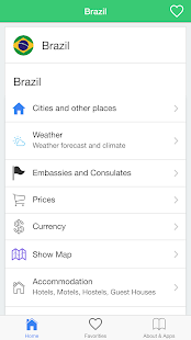 Brazil Travel & Trip - screenshot
