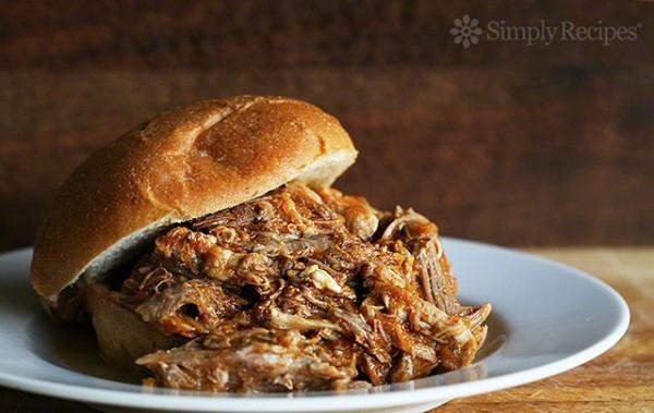 Pulled Pork Sandwich Recipe | Yummly