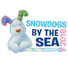 Snowdogs by the Sea