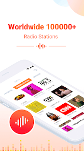 Smart Radio FM - Free Music, Internet & FM radio for pc