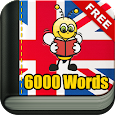 Learn English Vocabulary - 6,000 Words vesion 4.7