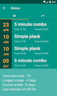 Plank Timer APK for Bluestacks
