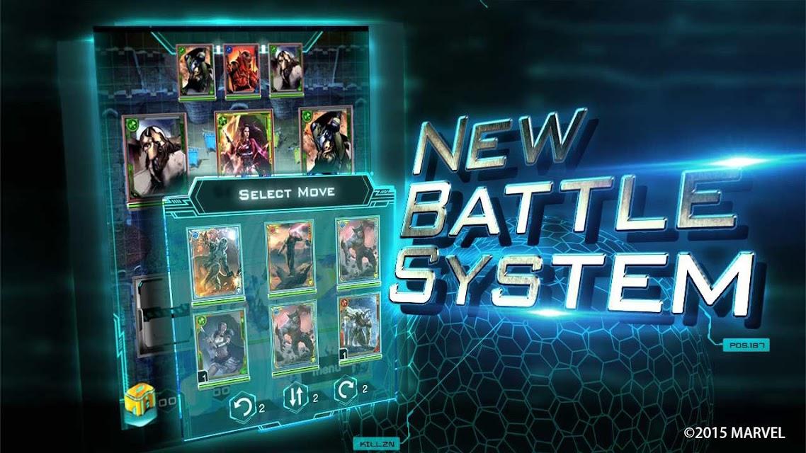 MARVEL War of Heroes screenshots