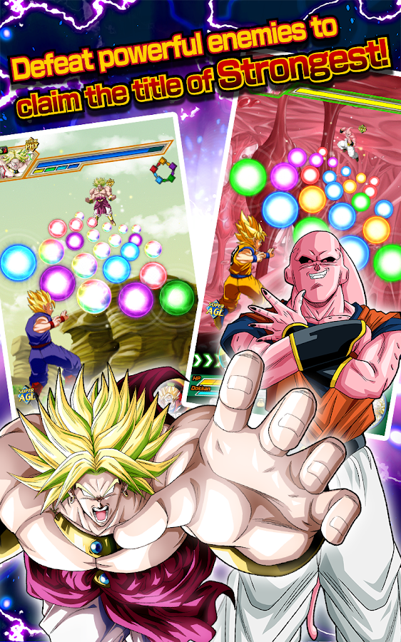 DRAGON BALL Z DOKKAN BATTLE Screenshot 11