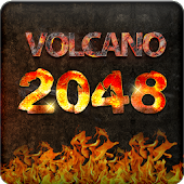 Game Volcano 2048 numbers puzzle apk for kindle fire