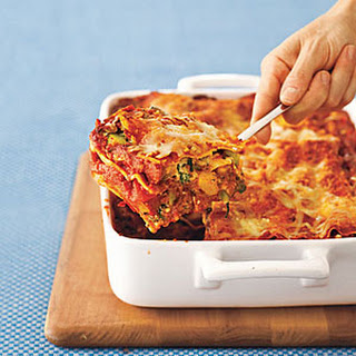 Fat Free Vegetable Lasagna Recipes