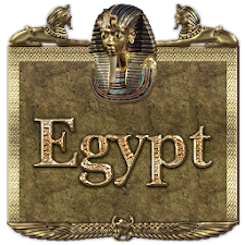 Egypt Go SMS Theme