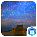 App Beautiful Starry Sky Live Wallpaper by PIN Genie apk for kindle fire