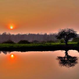 by Luna Sol - Landscapes Sunsets & Sunrises