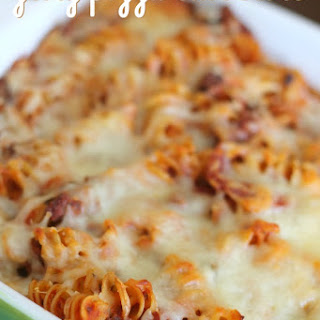 Zesty Pizza Casserole